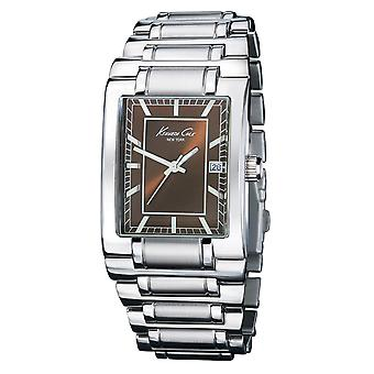 Kenneth Cole New York men's wrist watch analog stainless steel 1035512 / KC3665