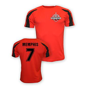 Memphis Depay Psv Eindhoven Sports Training Jersey (red)