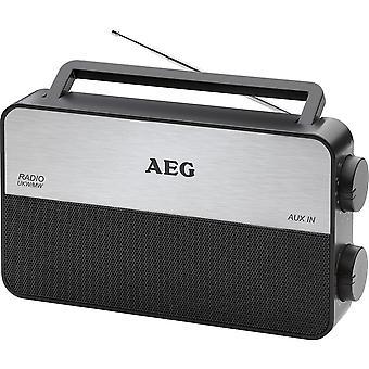 Transistor de rádio AEG TR 4152