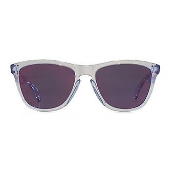 Oakley Frogskins Sunglasses In Polished Clear Torch Iridium