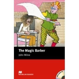 The Magic Barber  With Audio CD by John Milne