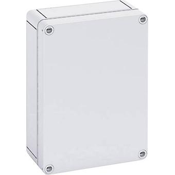 Build-in casing 130 x 180 x 63 Polycarbonate (PC) Light grey Sp