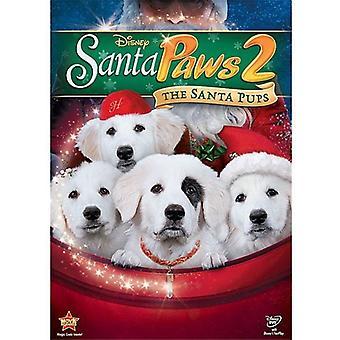 Santa Paws 2: The Santa Pups [DVD] USA import