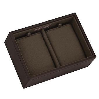 Gents Brown/Khaki Deep Watch Tray