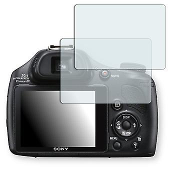 Sony DSC-HX400V screen protector - Golebo crystal clear protection film