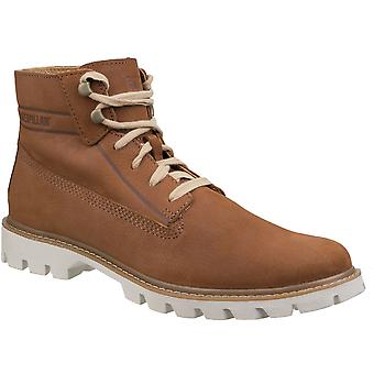 Caterpillar Mens Basis Lightweight Flexible Durable Lace-Up Boots