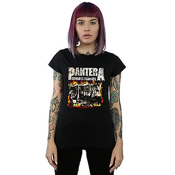 Pantera vrouwen Cowboy uit Hell T-Shirt
