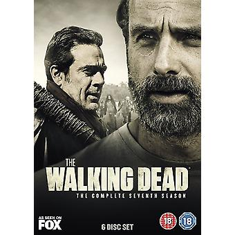 De Walking Dead seizoen 7 [DVD]