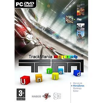 TrackMania United (PC DVD)