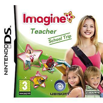 Forestil dig lærer skoleudflugt (Nintendo DS)
