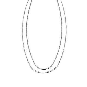 Joop women's chain necklace silver refined JPNL90768A420