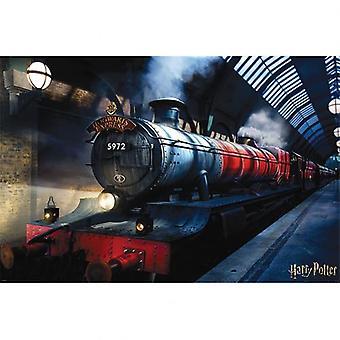 Cartel de Harry Potter Hogwarts Express 254