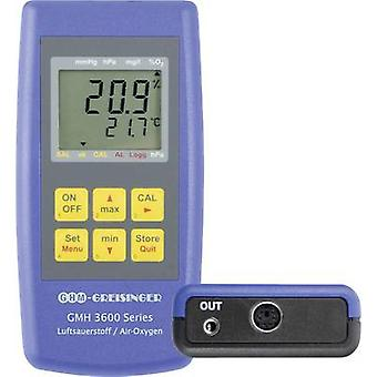 Detector de oxígeno Greisinger GMH3692