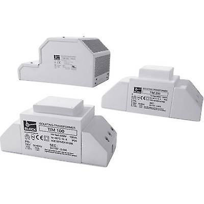 Blok TIM 800 isolatie transformator 1 x 230 V 2 x 115 V AC 800 VA 3,47 A