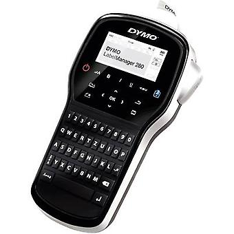DYMO LabelManager 280 Label printer Suitable for scrolls: D1 6 mm, 9 mm, 12 mm