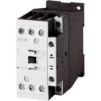 Eaton DILM32-10(RDC24) Contactor 1 pc(s) 3 makers 15 kW 24 Vdc 32 A + auxiliary contact