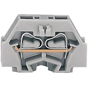 WAGO 260-301 Terminal 5 mm Pull Primavera configurazione: L grigio 1/PC