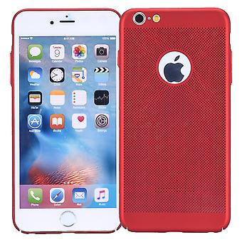Cell phone case for Apple iPhone 8 plus cover case pouch cover case red