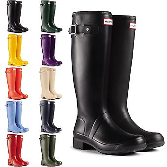 Womens Hunter Original Tour Waterproof Winter Wellington Rain Snow Boots
