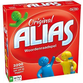 "Taktik ursprungliga Alias ""trivial pursuit"" familjespel"