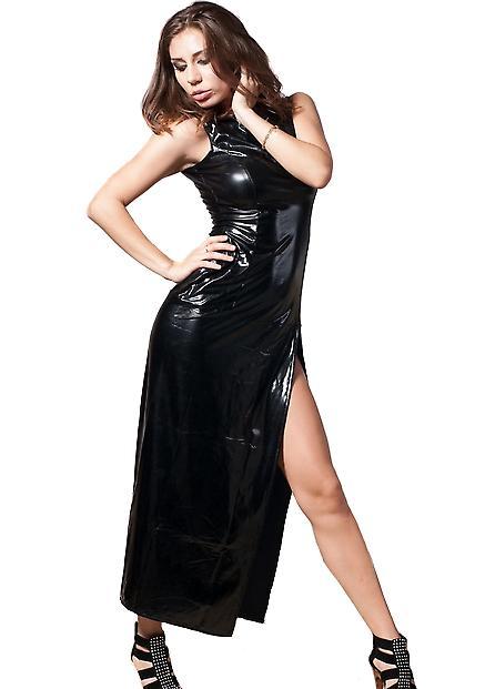 Waooh -ingerie - sexy vinyl dress style