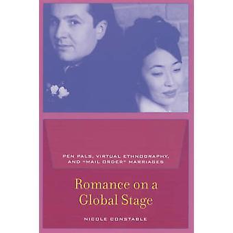 Romantiek op een wereldtoneel - Pen Pals - virtuele Ethnografica - en - Mail