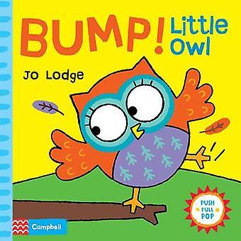 Bump! Little Owl - An Interactive Story Book (Main market ed.) by Jo L