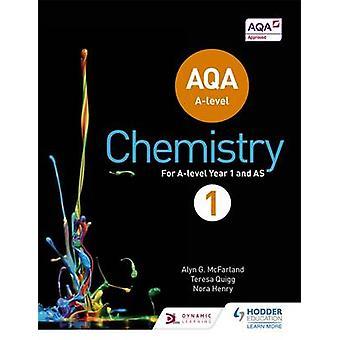 AQA na G. Alyn Student - książki 1 przez Teresa Quigg - chemia poziom McFar