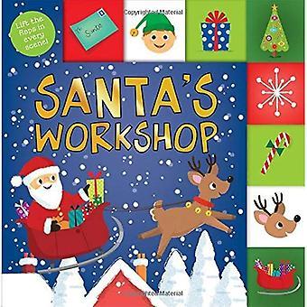 Santa's Workshop (Lift-The-Flap Tab Books)