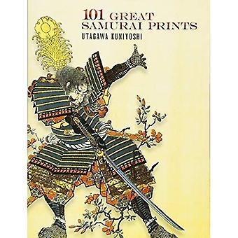 101 stor Samurai utskrifter