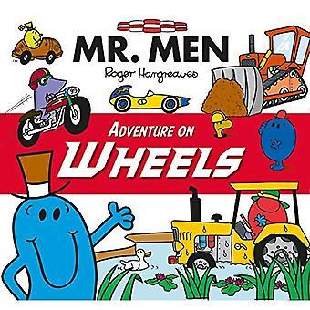Mr Men Abenteuer auf Rädern - Mr. Men and Little Miss Abenteuer