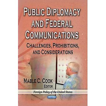 Public Diplomacy and Federal Communications