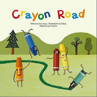 Crayon Road: Imagination - Lines (First Step - Creative Thinking)