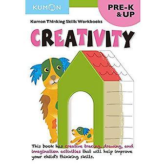 Creativity (Thinking Skills Workbooks) (Kumon Thinking Skills Workbooks)
