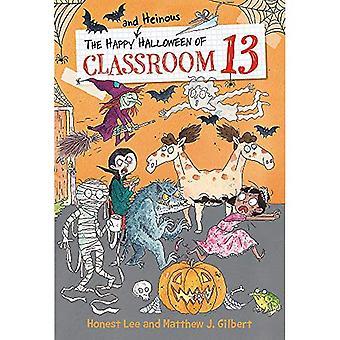 The Happy and Heinous Halloween of Classroom 13 (Classroom 13)
