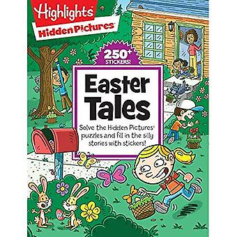 Easter Tales (Silly Sticker� Stories)