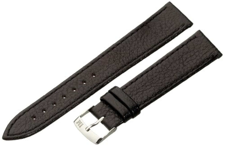 Morellato noir cuir bracelet 14 mm A01U0753333019CR18 DUBLIN femme