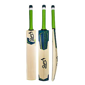 Kookaburra 2019 Kahuna Spark Alternative Willow Junior Cricket Bat White/Green