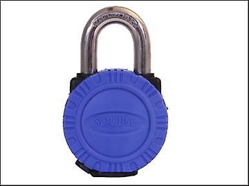 Henry Squire ATL5S Marine Padlock Stainless Steel 50mm