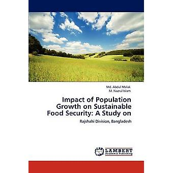 Impact of Population Growth on Sustainable Food Security A Study on by Malak & Md. Abdul