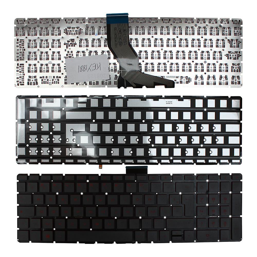 HP Pavilion 15-ab060nw rétro-éclairé noir Windows 8 Layout Français remplacement clavier d'ordinateur portable