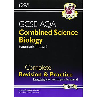 New 9-1 GCSE Combined Science - Biology AQA Foundation Complete Revisi