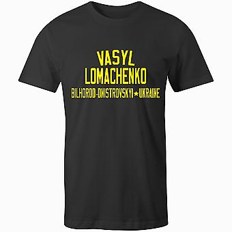 Vasyl Lomachenko Boxing Legend T-Shirt