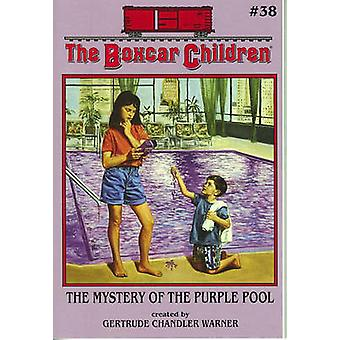 The Mystery of the Purple Pool by Gertrude Chandler Warner - 97808075