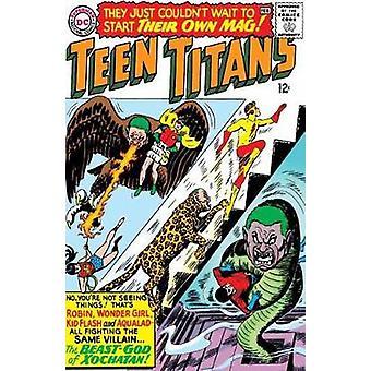 Teen Titans-den sølvfarvede alder af Bob Haney-9781401275082 bog