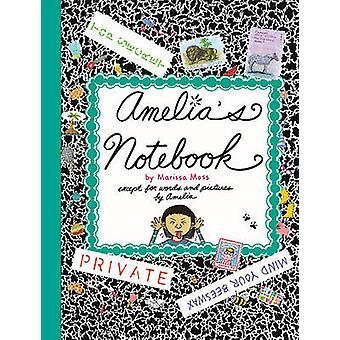 Amelia's Notebook by Marissa Moss - Marissa Moss - 9781416909057 Book