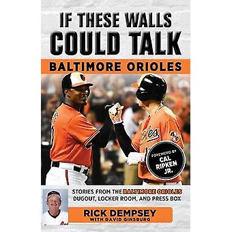 If These Walls Could Talk - Baltimore Orioles - Stories from the Baltim