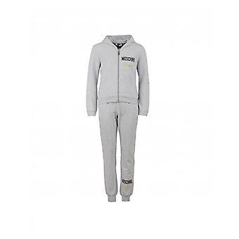 Moschino Couture Logo Hooded Tracksuit