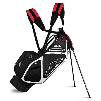 Sun Mountain drie-5 LS stand Carry Golf Bag 3,5 LS zwart/wit