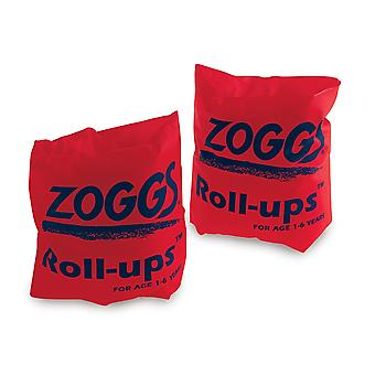 Zoggs-Roll-Ups-6-12 Jahre-Orange